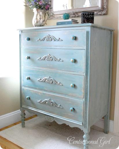 cg patina  dresser