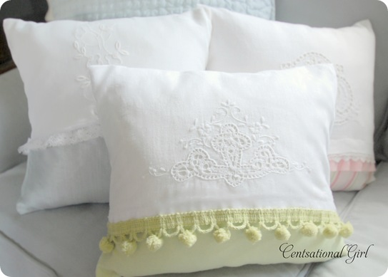cg trio of tea towels