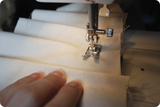 create pleats