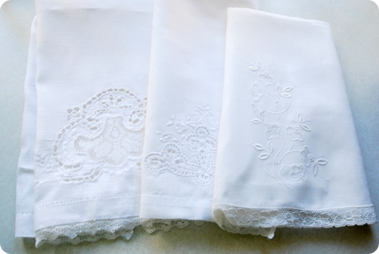 crisp tea towels