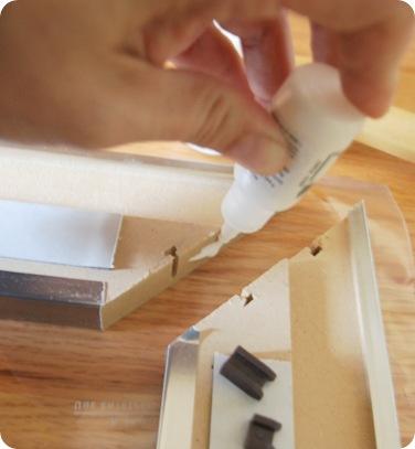 glue step