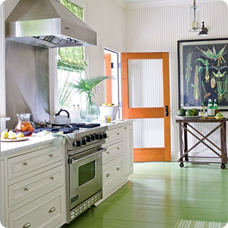 green-kitchen-floor
