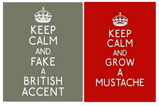 keep calm funny
