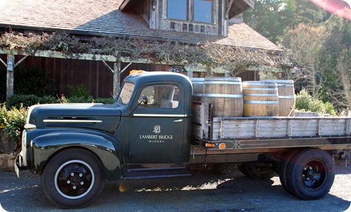 lambert truck