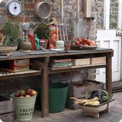 potting bench inspiration for outdoor spaces blog 2