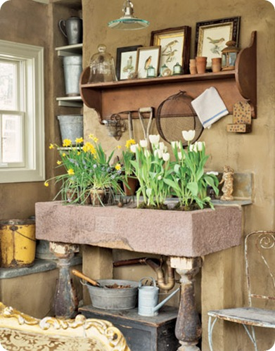 potting corner country living