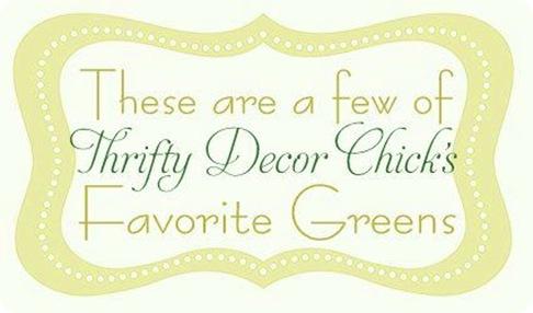 tdc favorite greens