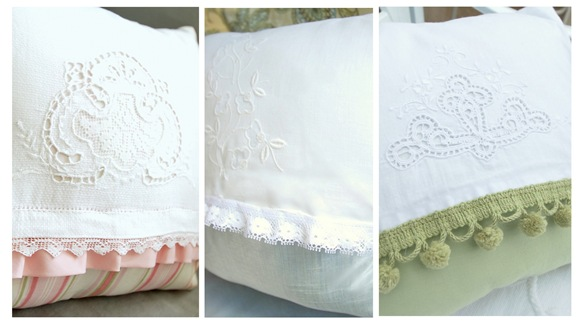tea towels trio