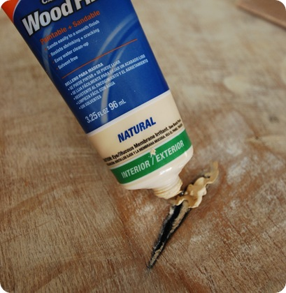 wood filler for damage