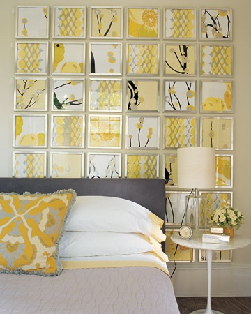 Superbe Fabric Wall Art As A Vertical Quilt