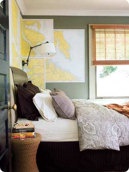 yellow maps southern living