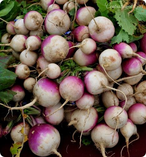 cg radishes