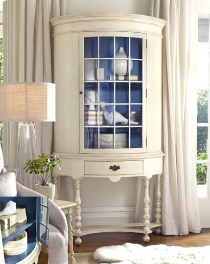 pamplico half round cabinet