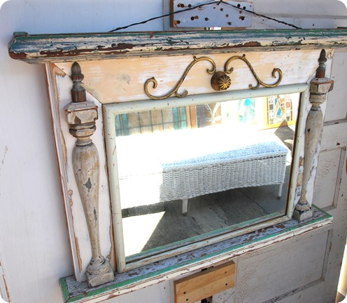 salvage mirror