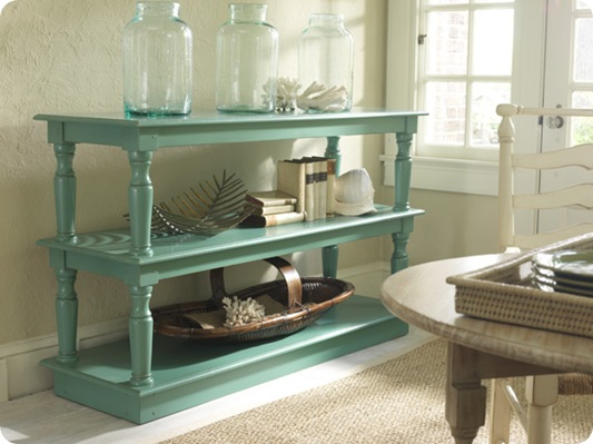 Color Spotlight: Painted Furniture