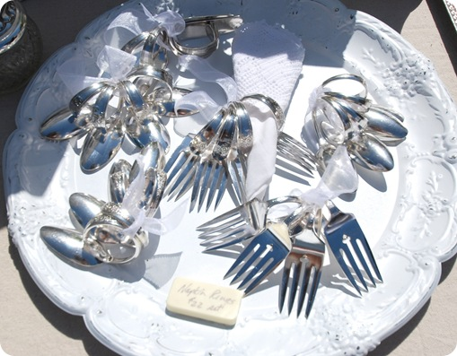 spoons napkin rings