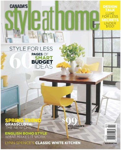 Home  Decor Magazine on Home Decor Magazine   Centsational Girl    Featured