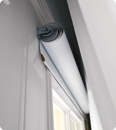 vinyl roll up blinds