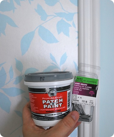 wallpaper supplies