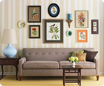 bhg art arrangement