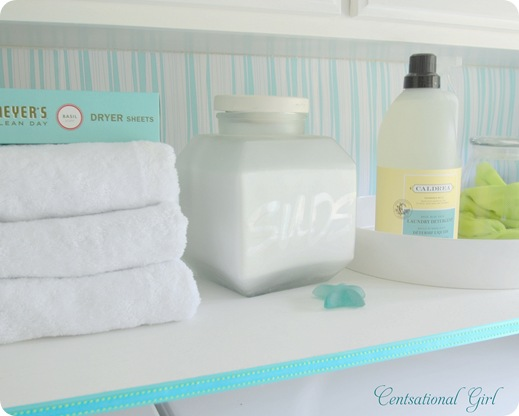 cg suds on shelf