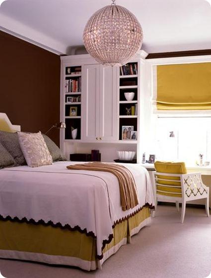 amanda nisbet brown bedroom