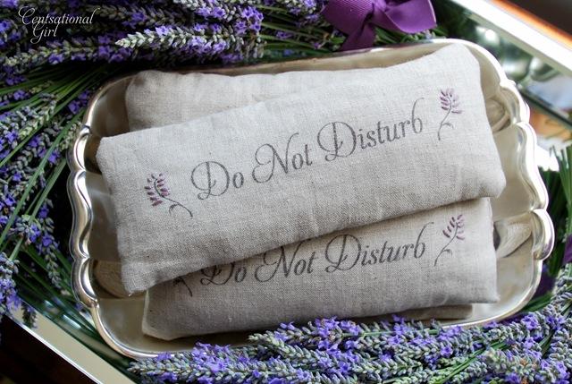 Lavender Yoga Eye Pillow Tutorial – Craftbnb