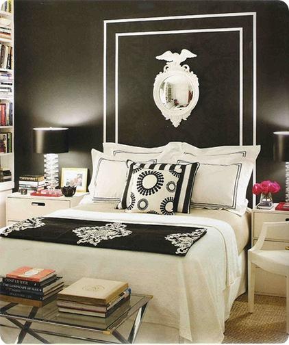 dark walls in bedroom decorpad