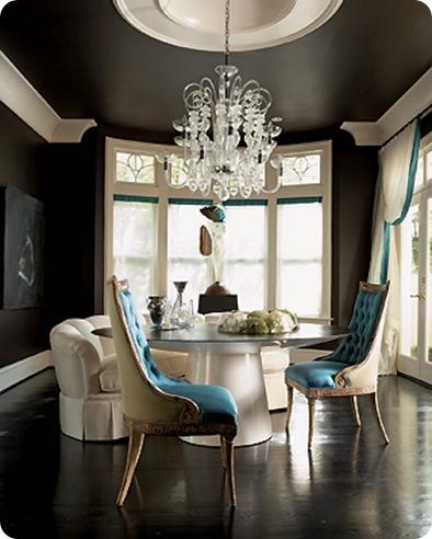 metropolitan home dining room