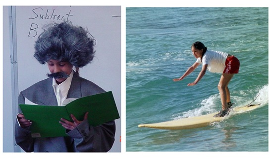 m school surfing