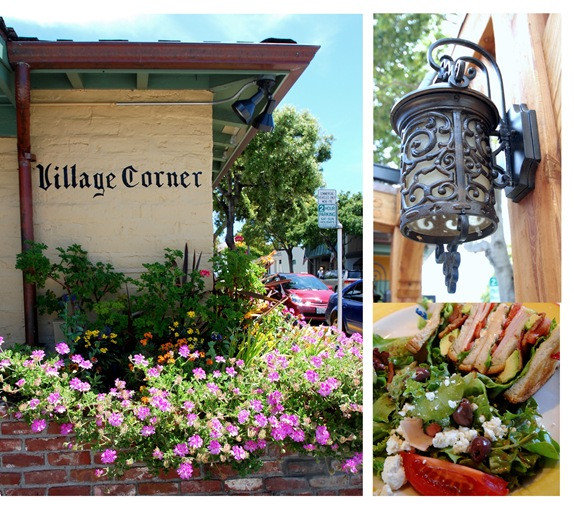 village corner trio