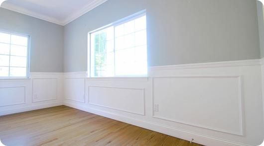 panel and picture frame wainscoting 2 copy