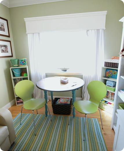 playroom green chairs (2)