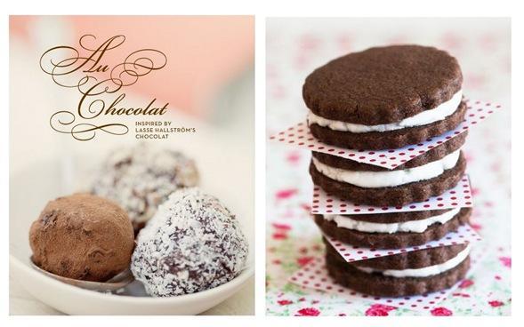 chocolate nonpareil