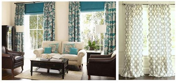 patterned window panels