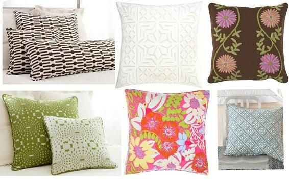 pine cone hill pillows collection