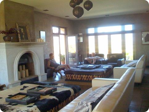 villa great room