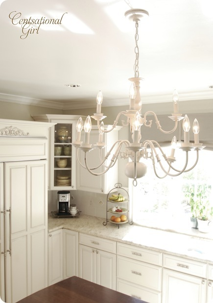 cg new kitchen chandelier