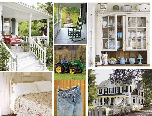country living collage 2