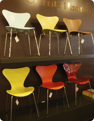 fritz hansen chairs
