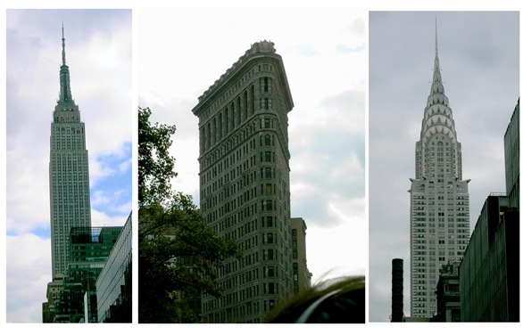 ny famous skyscrapers