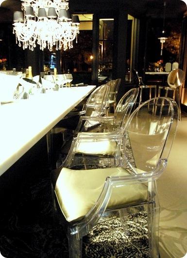 phillipe stark chairs