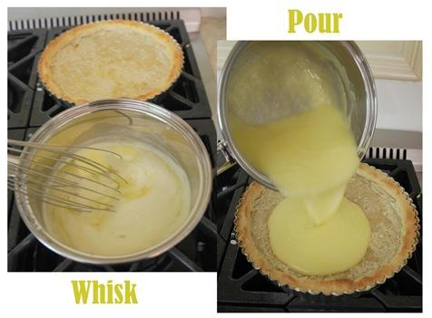 whisk and pour