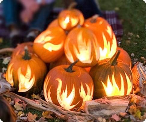 bhg halloween bonfire