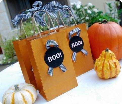 boo bags for neighbors