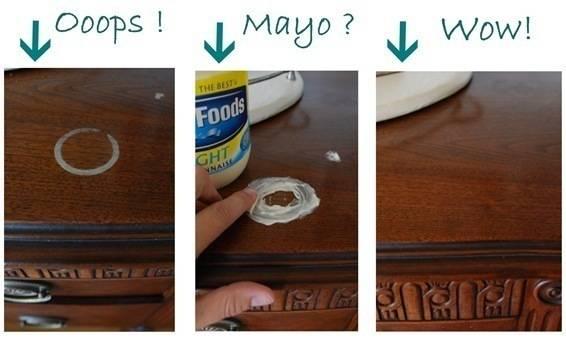 mayo trick