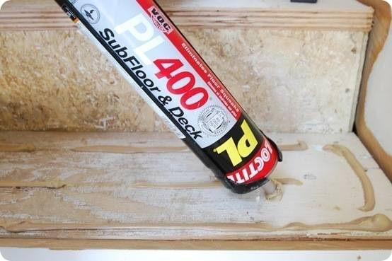 subfloor and deck adhesive
