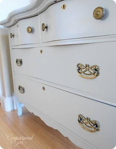 cg hardware blue gray dresser