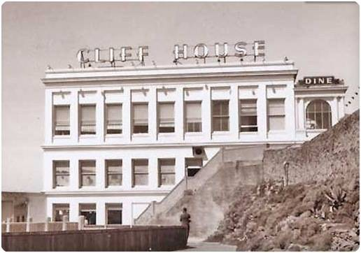 cliff house 1937