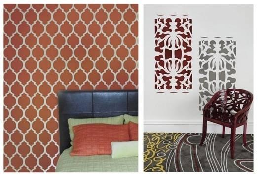 lattice patterns